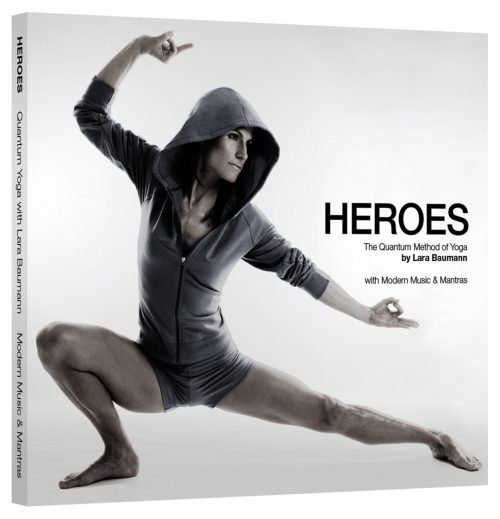Heroes Double CD - Quantum Yoga