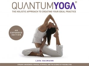 Quantum Yoga Book by Lara Baumann