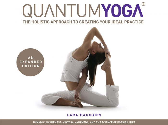Quantum Yoga Book by Lara Baumann