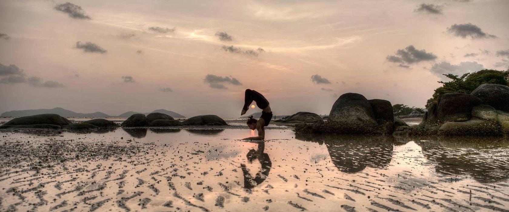 Quantum Physics and Yoga