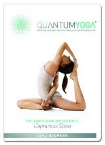 Capricious Shiva - Quantum Yoga