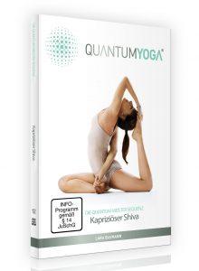 Capricious Shiva Master Yoga Sequence - German DVD