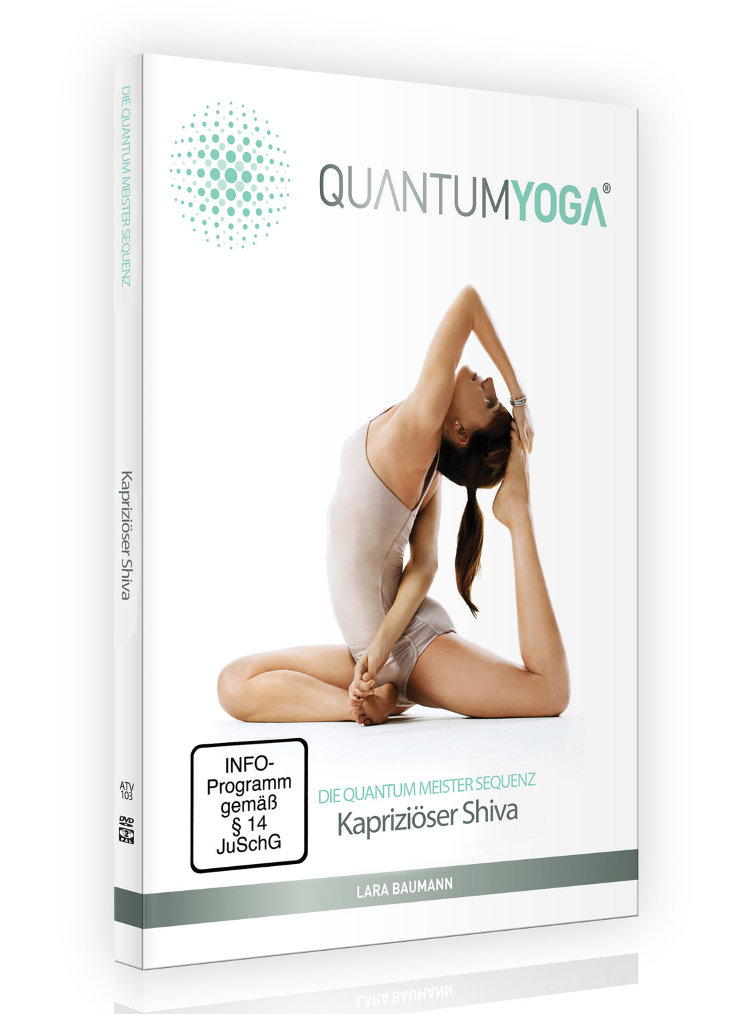 Capricious Shiva Master Yoga Sequence - German DVD