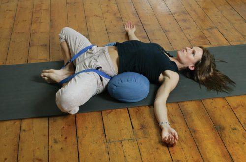 Menstrual Practice - Quantum Yoga