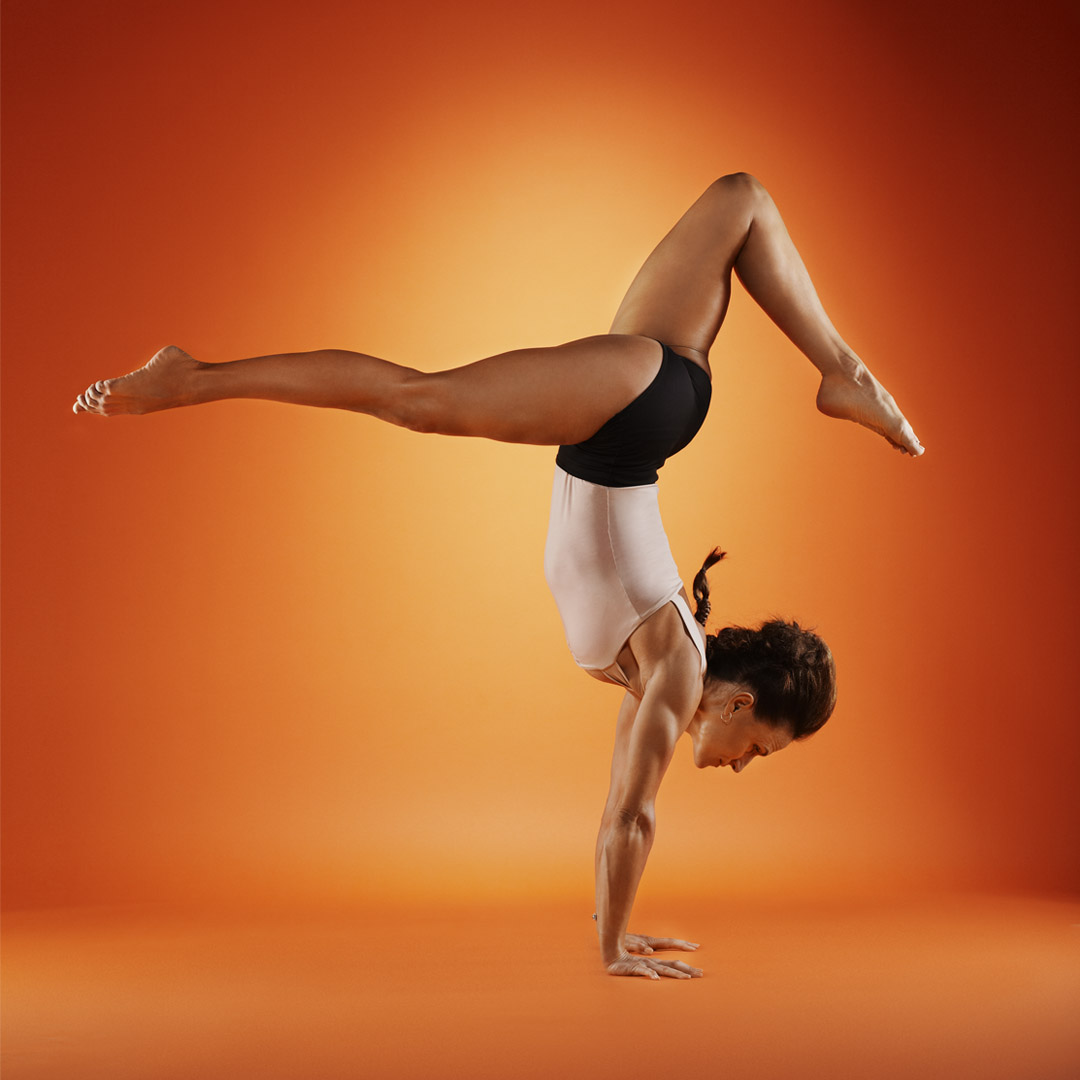 Leaping Salmon Yoga Sequence