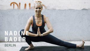Nadine Bader Yoga Teacher