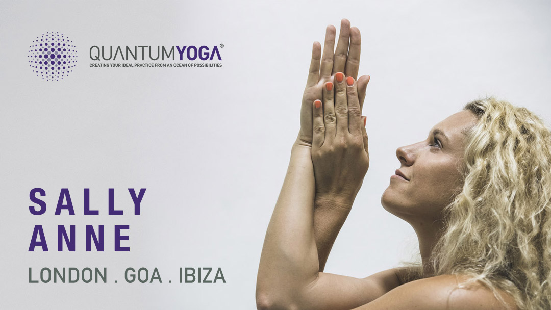 Sally Anne Quantum Yoga Teacher