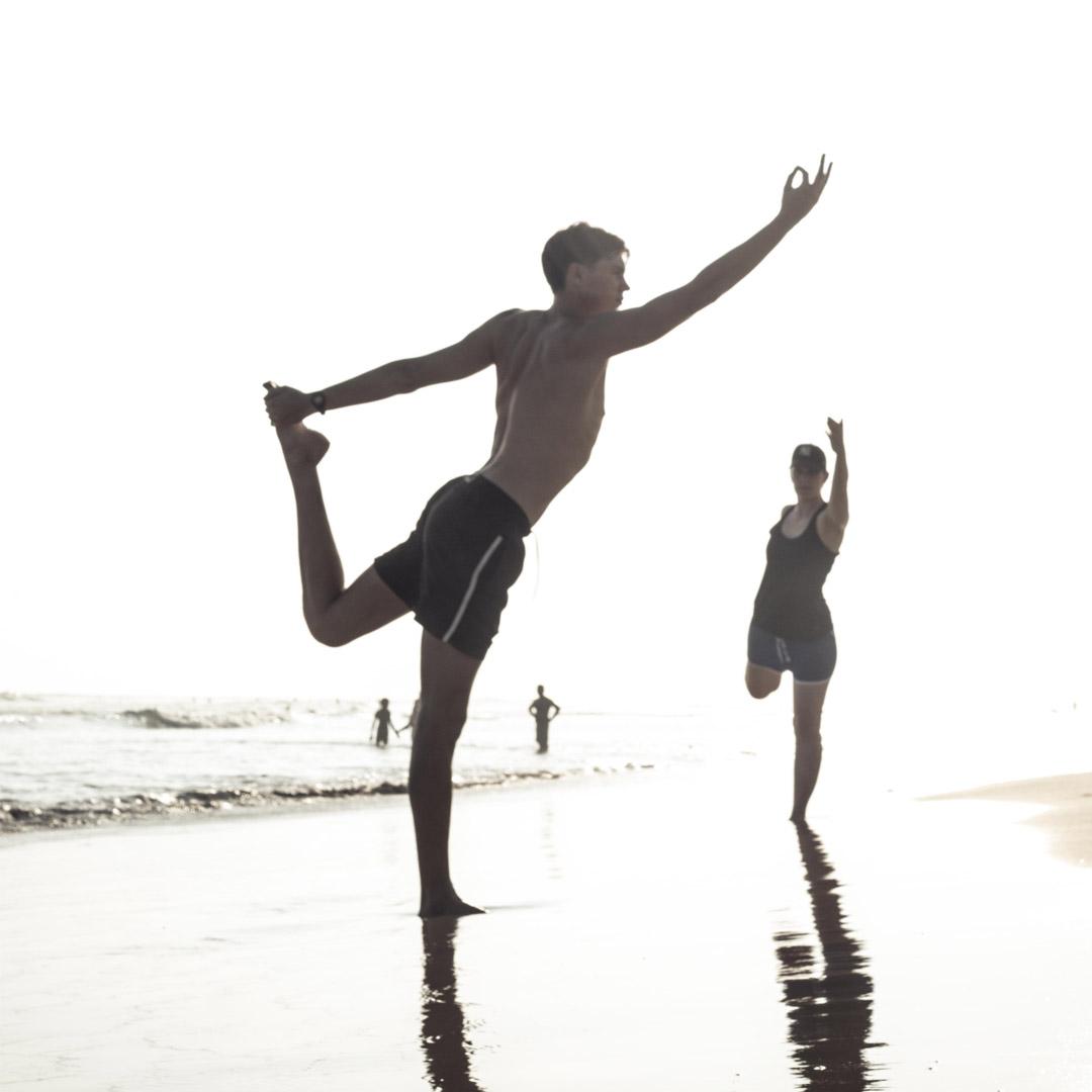 Ben Stevenson Sri Lanka Yoga Teacher
