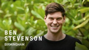 Ben Stevenson Yoga Teacher Birmingham