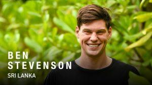 Ben Stevenson Yoga Teacher Sri Lanka