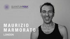 Maurizio Marmorato Yoga Teacher London