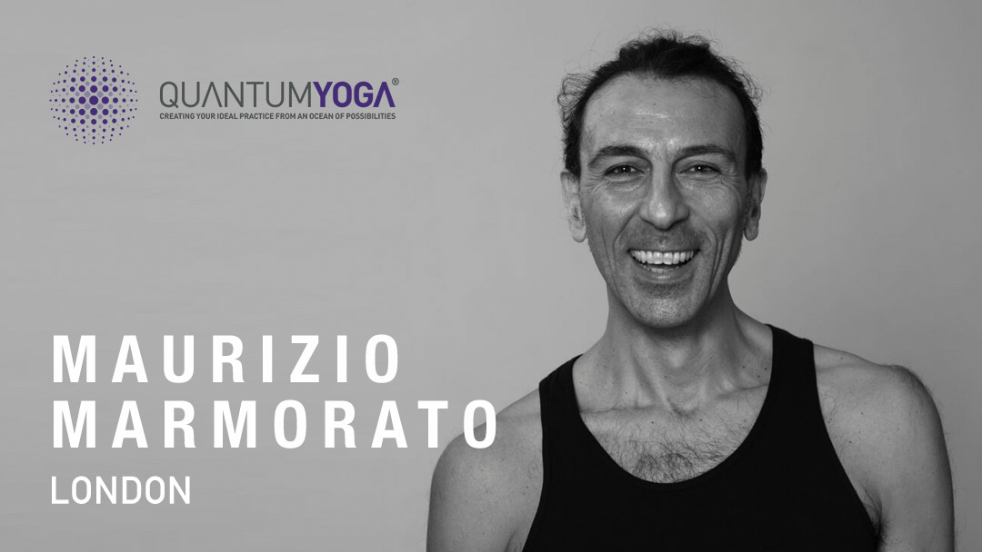 Maurizio Marmorato Yoga Teacher London