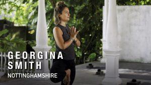 Georgina Smith Yoga Teacher Nottinghamshire