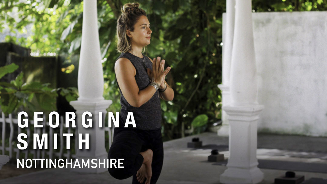 Georgina Smith Yoga Teacher Nottinghamshire