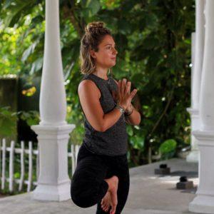 Georgina Smith Yoga Teacher