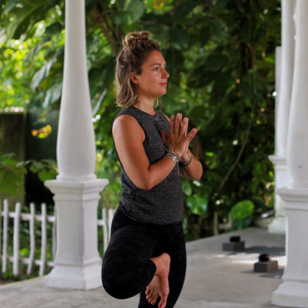 Georgina Smith Yoga Teacher