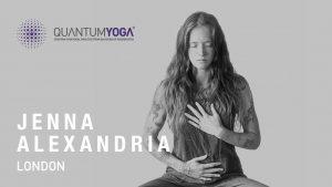 Jenna Alexandria Yoga Teacher