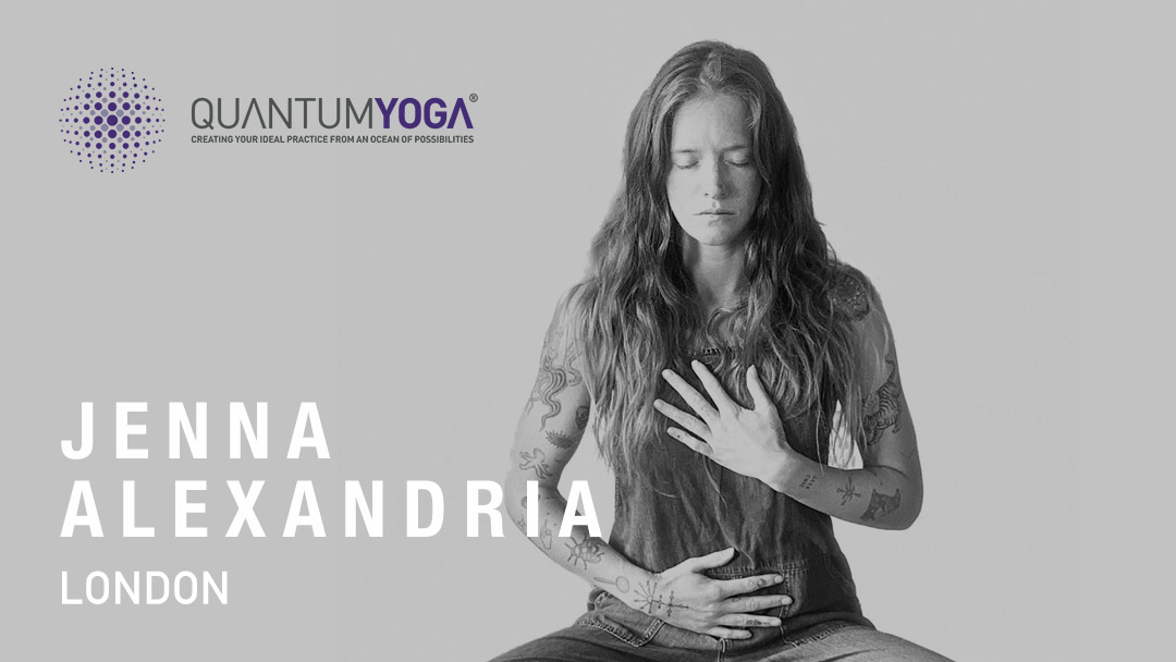 Jenna Alexandria Yoga Teacher