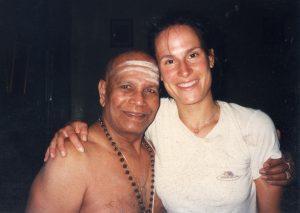 Sri K Pattabhi Jois . Lara Baumann