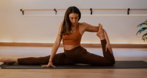 Tamara Yasin . Quantum Yoga Teacher London