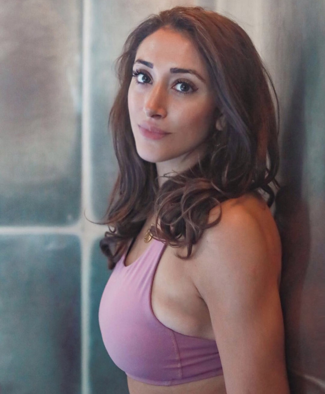 Tamara Yasin . Quantum Yoga Teacher