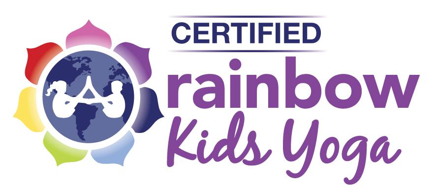 Certified Rainbow Kids Yoga